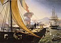 Bombardement de Saint-Jean d'Ulloa en 1838 lors de l expedition contre le Mexique.jpg