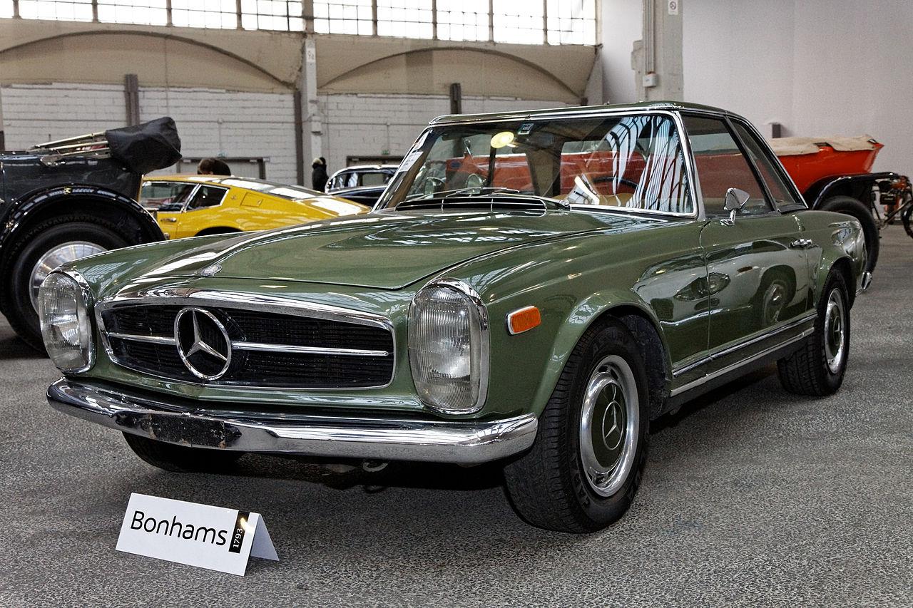 File bonhams the paris sale 2012 mercedes benz 280sl for Mercedes benz 280sl for sale