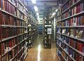 Book storage at Pasila library in Helsinki.JPG