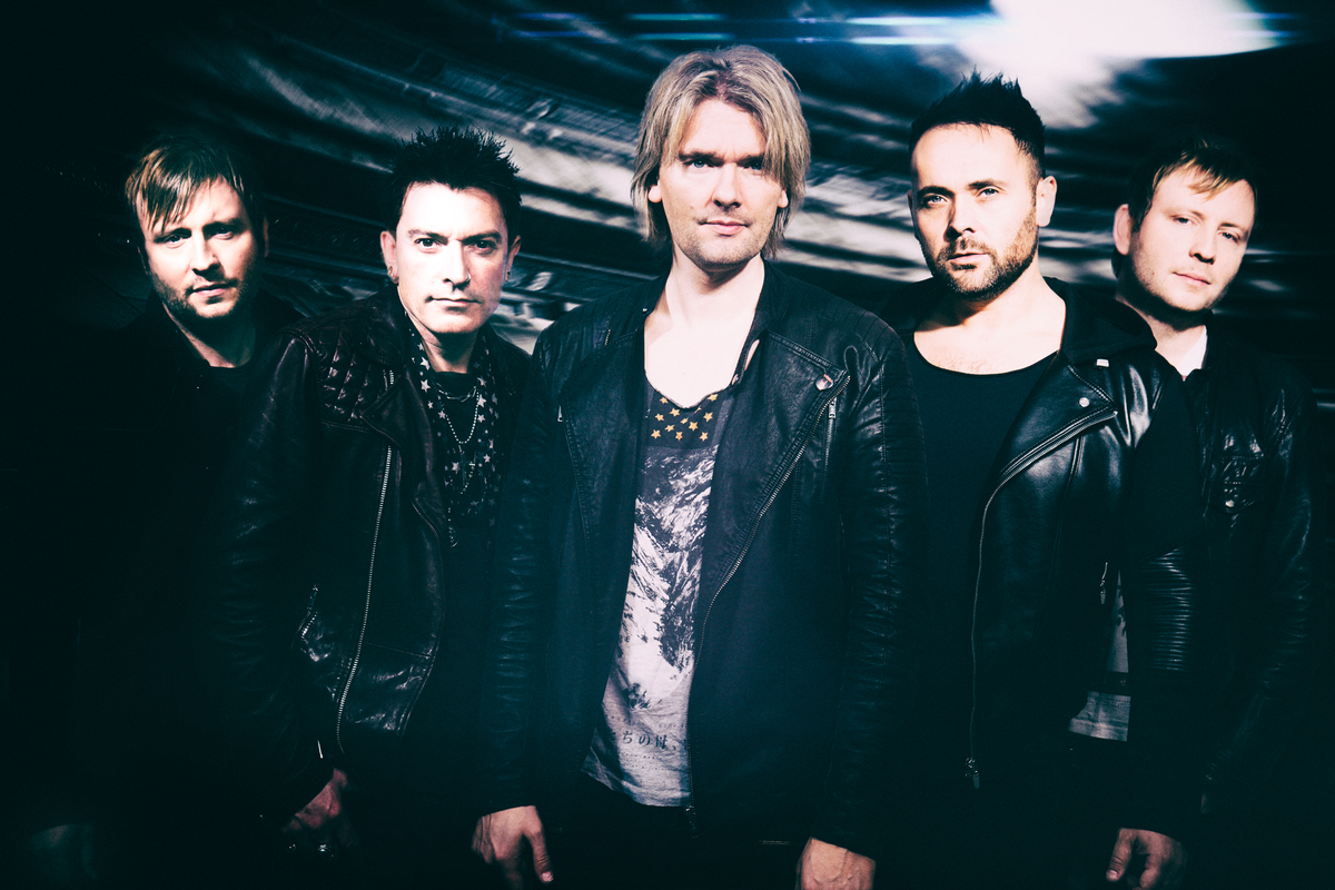 VEGA (UK rock band) - ...