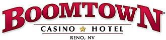 Boomtown Reno - Image: Boomtown reno logo