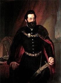 Borsos Portrait of Károly Andrássy 1844.jpg