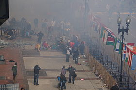 Image illustrative de l'article Attentats du marathon de Boston