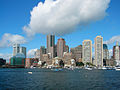Boston downtown skyline Edit MichaLR.jpg