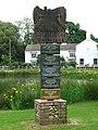 Boughton village sign - geograph.org.uk - 823394.jpg