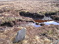 Boundary stone at grid reference SE001711 - geograph.org.uk - 144692.jpg
