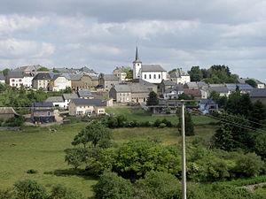 Bourscheid, Luxembourg - Image: Bourscheid