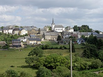 Bourscheid, Luxembourg - Image: Bourscheid