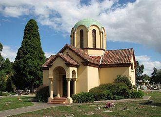 Box Hill Cemetery - Columbarium