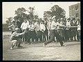Boy striking out during a game of sandlot baseball.jpg