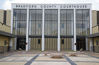 Bradford County, Florida - Image: Bradford County Courthouse