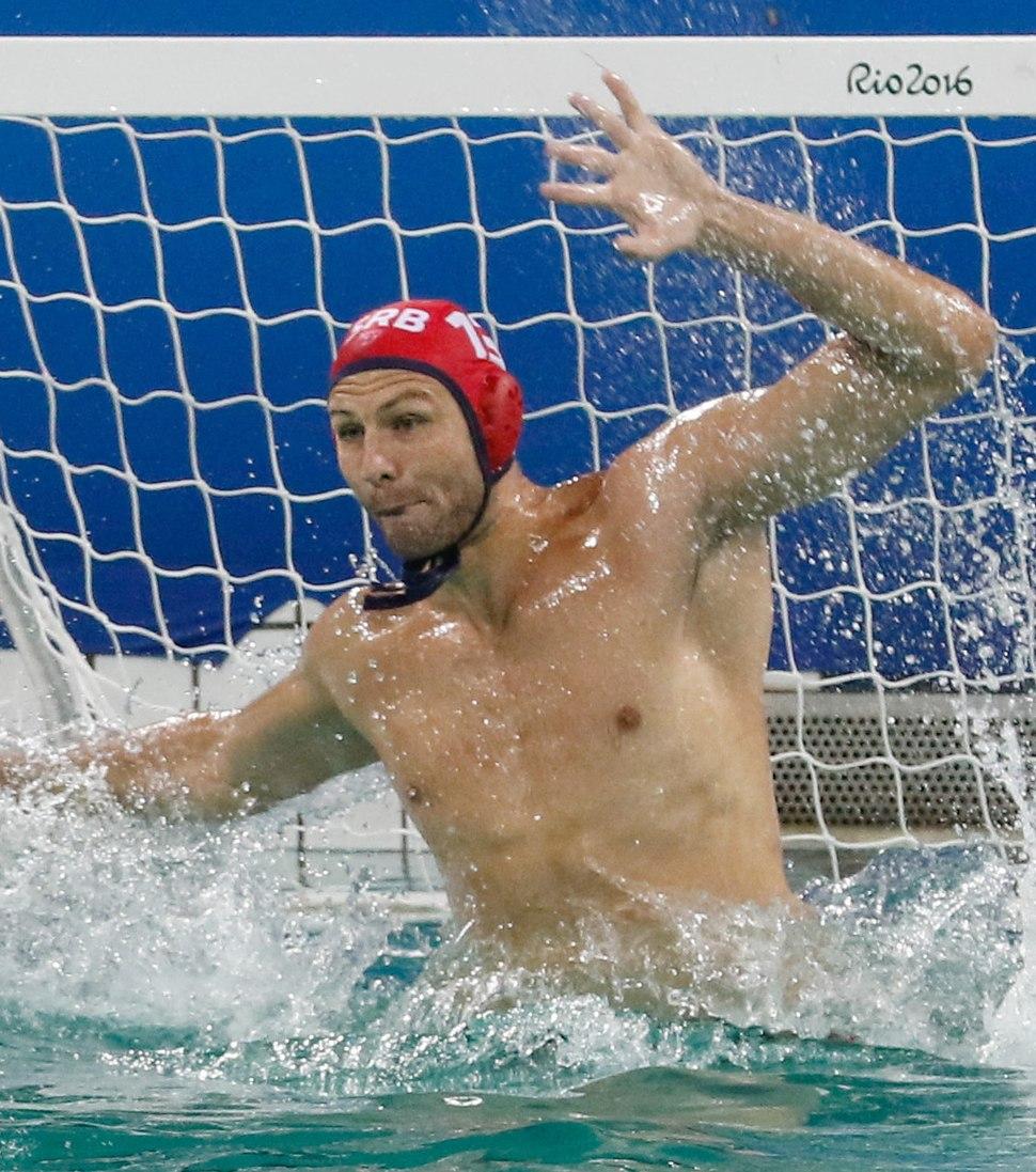 Branislav Mitrović Rio 2016