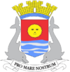 Official seal of Estância Balneária de Guarujá