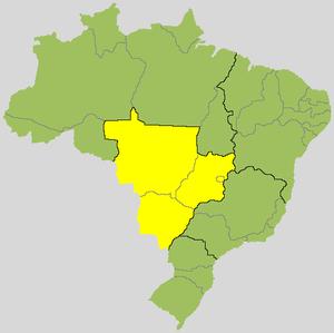 Brasil CentroOeste maploc