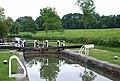 Braunston Lock No 3, Grand Union Canal, Northamptonshire - geograph.org.uk - 872380.jpg