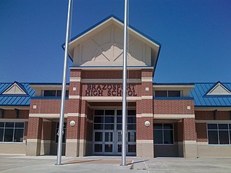 Freeport, Texas - Brazosport High School