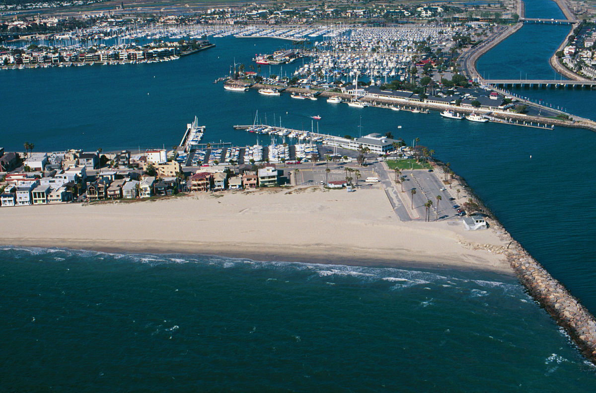 Long Beach Water Environment