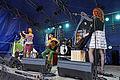 Brest - Fête de la musique 2014 - Kendegouezh Duo - 001.jpg