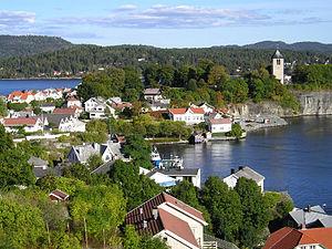 Brevik, Norway - Image: Brevik 2