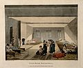 Bridewell Hospital, London; the interior of the pass-room wi Wellcome V0012969.jpg