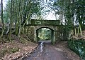 Bridge over Hill Lane, Peckforton Hills - geograph.org.uk - 713131.jpg