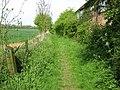 Bridleway past Park Farm - geograph.org.uk - 1269100.jpg