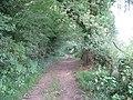 Bridleway west of Marlpost Farm - geograph.org.uk - 1417429.jpg