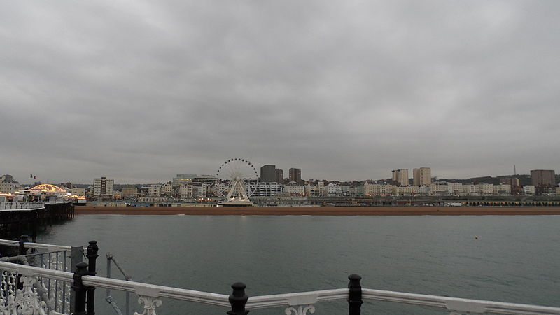 File:Brighton viewed from Brighton Pier in September 2013.JPG