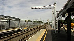 Bristol Parkway-east end of the station (geograph 5821271).jpg