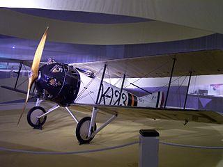 BAT Bantam 1918 fighter aircraft family by British Aerial Transport