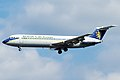 British Caledonian Airways BAC1-11 501EX (G-AXJM 214) (10361609094).jpg