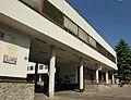 Brno, Černopolní, dětská nemocnice, vrátnice.jpg