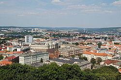 Brno View from Spilberk 140.JPG
