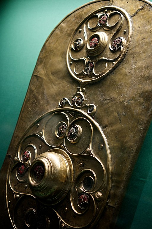 Battersea Shield - Celtic Art
