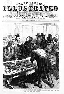 Image illustrative de l'article Frank Leslie's Illustrated Newspaper