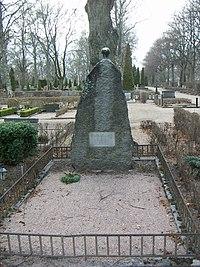 Bruno Liljefors gravvård.JPG