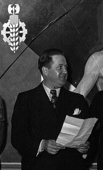 Marcel Bucard - Bucard in 1936.