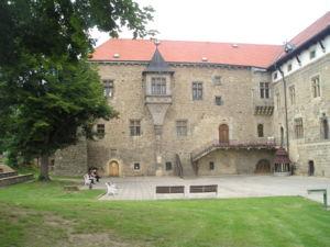 Budyně nad Ohří - Budyně Castle