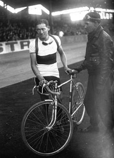 René Vietto French cyclist
