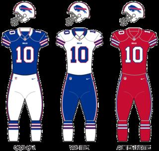 Buffalo Bills National Football League franchise in Buffalo, New York
