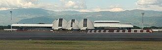 Bujumbura International Airport - Image: Bujumbura airport Flickr Dave Proffer