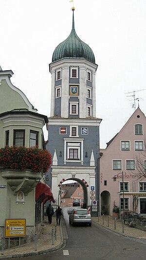 Burgau - Blockhausturm