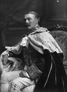 Herbert Gardner, 1st Baron Burghclere British politician