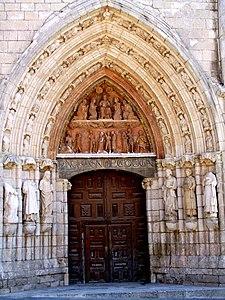 Burgos - San Esteban, exterior 02.JPG