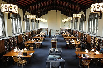 Columbia University Libraries - Burke Library at Union Theological Seminary