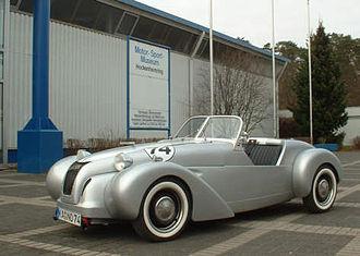 Burton (car) - Burton