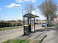 Bus stop in Park House Farm Way - geograph.org.uk - 752862.jpg