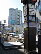 Busan-subway-Deokcheon-station-10-entrance.jpg