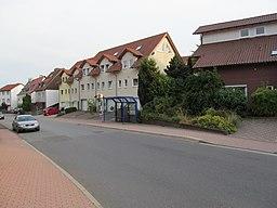 Bergstraße in Schauenburg