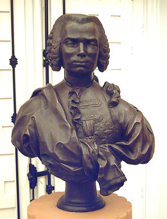 Farinelli - Anonymous Neoclassical bust of Farinelli (R.A.B.A.S.F., Madrid).